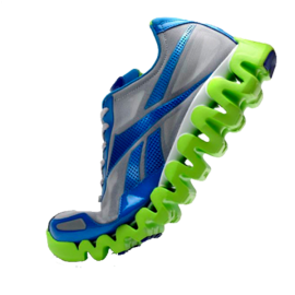 Reebok ZigTech green-blue