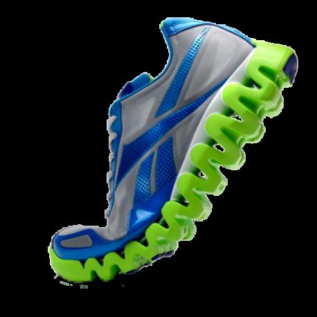 Reebok ZigTech green-blue